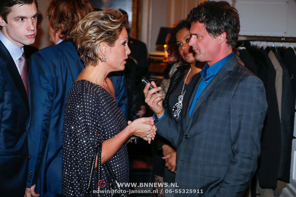 NLD/Amsterdam/20121112 - Beau Monde Awards 2012, pers