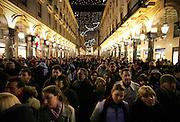 XX Giochi olimpici invernali dal 10 al 26 febbraio 2006 a Torino