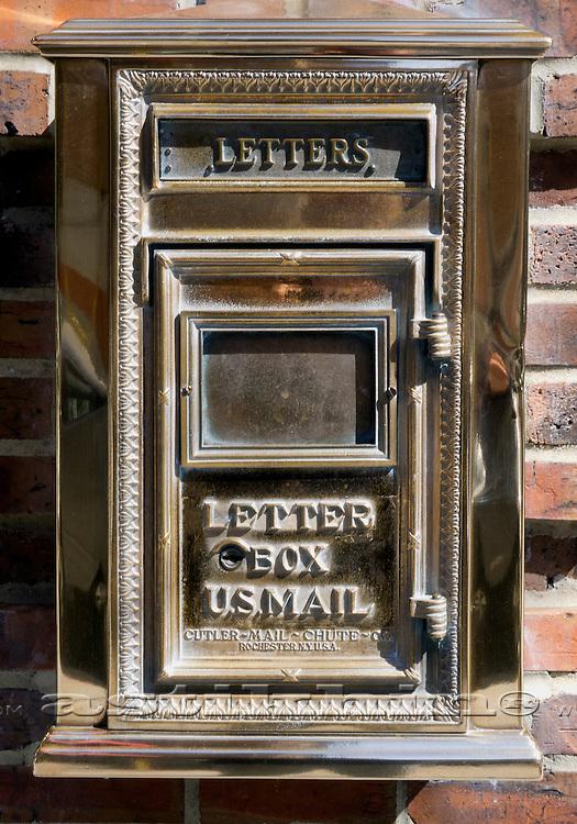 Letter Box U.S. Mail