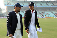 Cricket - India v England 3rd Test Day 1 Kolkata