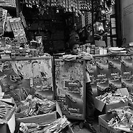 Egypt. Cairo : KHAN KHALILI bazar market  area , street life. islamic Cairo