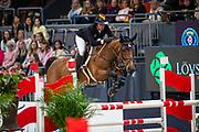 Gudrun Patteet - Sea Coast Monalisa van 't Paradijs<br /> Gothenburg Horse Show 2019<br /> © DigiShots
