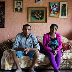 The Parra family, born and raised in El Ayllu.