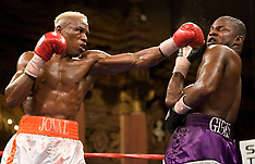 April 11, 2007: Raymond Joval vs Willie Gibbs