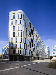 AS.Architecture-Studio • Clémenceau and Marbotte Plaza Office Buildings, Dijon