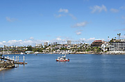 Newport Avalon Channel from Peninsula