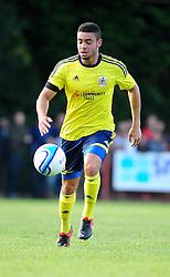 Bristol City's Derrick Williams - Photo mandatory by-line: Dougie Allward/JMP - Tel: Mobile: 07966 386802 03/07/2013 - SPORT - FOOTBALL - Bristol -  Ashton and Backwell United V Bristol City - Pre Season Friendly