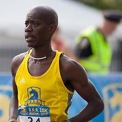 Boston Athletic Association 10K road race: