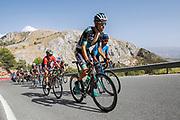 Emanuel Buchmann (GER - Bora - Hansgrohe) during the UCI World Tour, Tour of Spain (Vuelta) 2018, Stage 4, Velez Malaga - Alfacar Sierra de la Alfaguara 161,4 km in Spain, on August 28th, 2018 - Photo Luca Bettini / BettiniPhoto / ProSportsImages / DPPI