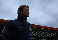 Photo: Javier Garcia/Back Page Images<br />Charlton Athletic v Arsenal, FA Barclays Premiership, The Valley 01/01/2005<br />Another game as a sub for Jens Lehmann