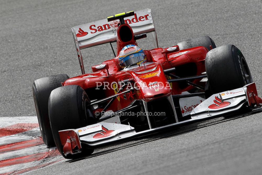 Motorsports / Formula 1: World Championship 2010, GP of Belgium, 08 Fernando Alonso (ESP, Scuderia Ferrari Marlboro),