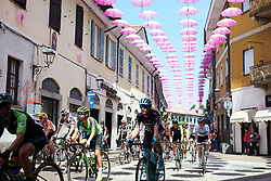Tayler Wiles (USA) at Giro Rosa 2018 - Stage 3, a 132 km road race starting and finishing in Corbetta, Italy on July 8, 2018. Photo by Sean Robinson/velofocus.com