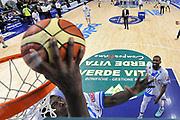 DESCRIZIONE : Campionato 2014/15 Dinamo Banco di Sardegna Sassari - Pasta Reggia Juve Caserta<br /> GIOCATORE : Shane Lawal<br /> CATEGORIA : Schiacciata Special Riscaldamento<br /> SQUADRA : Dinamo Banco di Sardegna Sassari<br /> EVENTO : LegaBasket Serie A Beko 2014/2015<br /> GARA : Dinamo Banco di Sardegna Sassari - Pasta Reggia Juve Caserta<br /> DATA : 29/12/2014<br /> SPORT : Pallacanestro <br /> AUTORE : Agenzia Ciamillo-Castoria / Luigi Canu<br /> Galleria : LegaBasket Serie A Beko 2014/2015<br /> Fotonotizia : Campionato 2014/15 Dinamo Banco di Sardegna Sassari - Pasta Reggia Juve Caserta<br /> Predefinita :