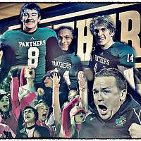 10.18.2013 Midview at Elyria Catholic Varsity Football