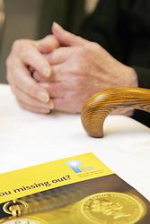 Pensions advice drop in tea shop UK