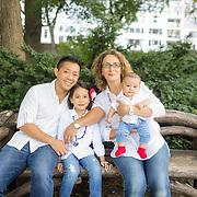 Nakamura Family - Central Park, NY