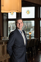 Albert Kirby is the General Manager of the Q Restaurants at the Fairmont Empress Hotel in Victoria, BC
