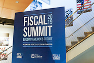 Peterson Foundation Fiscal Summit 2019