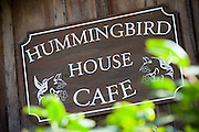 Hummingbird House Cafe In Los Rios District Of San Juan Capistrano