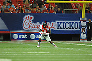 Ole Miss vs. Boise State at the Georgia Dome in Atlanta, Ga. on Thursday, August 28, 2014. Ole Miss won 35-13.