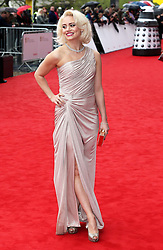 Kimberley Wyatt arriving at the BAFTA Television Awards in London, Sunday, May 12th  2013.  Photo by: Stephen Lock / i-Images