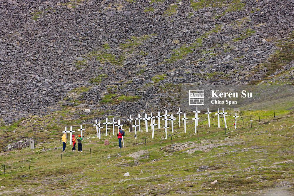 Graveyard, Longyearbyen, Norway