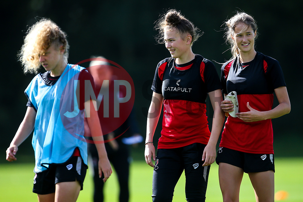 Ellie Strippel and of Bristol City Women during training at Failand - Mandatory by-line: Robbie Stephenson/JMP - 26/09/2019 - FOOTBALL - Failand Training Ground - Bristol, England - Bristol City Women Training