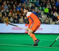ROTTERDAM - Bob de Voogd (NED)   during  the Pro League hockeymatch men, Netherlands- Germany (0-1). )  WSP COPYRIGHT  KOEN SUYK