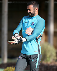 Chelsea Training Session - 30 October 2017