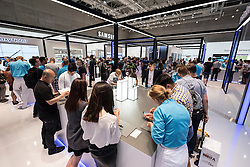Samsung stand at 2016  IFA (Internationale Funkausstellung Berlin), Berlin, Germany