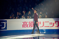 KELOWNA, BC - OCTOBER 24:  Men's silver medalist Nam Ngyuen of Canada performs during the gala of Skate Canada International at Prospera Place on October 24, 2019 in Kelowna, Canada. (Photo by Marissa Baecker/Shoot the Breeze)