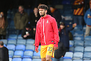 Bradford City defender Nat Knight-Percival (22) looking on during the EFL Sky Bet League 1 match between Southend United and Bradford City at Roots Hall, Southend, England on 19 November 2016. Photo by Matthew Redman.