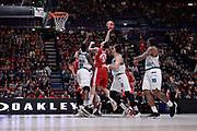 Micov Vladimir<br /> A X Armani Exchange Olimpia Milano - Pallacanestro Cantu<br /> Basket Serie A LBA 2019/2020<br /> Milano 05 January 2020<br /> Foto Mattia Ozbot / Ciamillo-Castoria