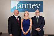 Fairbanks Diamond Wealth Management<br /> (lect to right) Jonathan Fairbanks, Barbara &quot;Basia&quot; Pietrzak, Seth Diamond