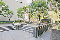 Patio at 845 United Nations Plaza