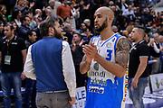 DESCRIZIONE : Campionato 2015/16 Serie A Beko Dinamo Banco di Sardegna Sassari - Dolomiti Energia Trento<br /> GIOCATORE : David Logan<br /> CATEGORIA : Ritratto Delusione Postgame<br /> SQUADRA : Dinamo Banco di Sardegna Sassari<br /> EVENTO : LegaBasket Serie A Beko 2015/2016<br /> GARA : Dinamo Banco di Sardegna Sassari - Dolomiti Energia Trento<br /> DATA : 06/12/2015<br /> SPORT : Pallacanestro <br /> AUTORE : Agenzia Ciamillo-Castoria/L.Canu