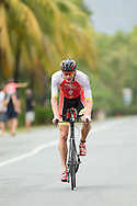 Sam Betten (AUS), June 1, 2014 - TRIATHLON : Coral Coast 5150 Triathlon, Cairns Airport Adventure Festival, Four Mile Beach, Port Douglas, Queensland, Australia. Credit: Lucas Wroe