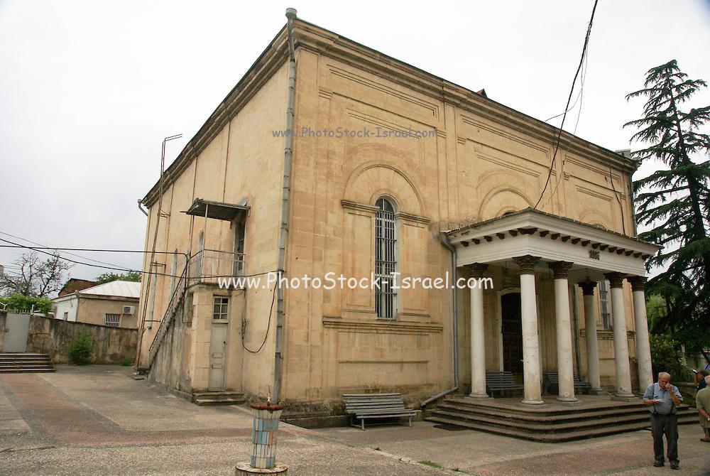 Georgia, Kutaisi The old Synagogue