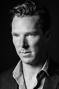 Actor Benedict Cumberbatch is photographed at the WireImage Portrait Studio during the 2014 Toronto Film Festival on September 9, 2014 in Toronto, Ontario. (Photo by Jeff Vespa)