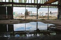 Bari, Fabrica in disuso