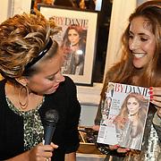 NLD/Amsterdam/20101011 - Presentatie By Danie Styleguide magazine, Sylvie van der Vaart en Danie Bles