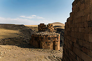 ruins in Ani