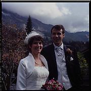 Hochzeit Stefan & Simone (Hasselblad 500 c/m)