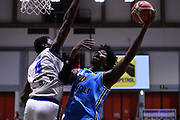 Henry Sims<br /> Vanoli Cremona - Germani Leonessa Basket Brescia<br /> LegaBasket Serie A 2017/2018<br /> Cremona, 28/04/2018<br /> Foto M.Ceretti / Ciamillo-Castoria