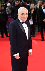 Martin Scorsese attending the Closing Gala and International premiere of The Irishman, held as part of the BFI London Film Festival 2019, London.