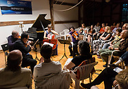 Weekend of Chamber Music Barn Concert (July 22, 2017)