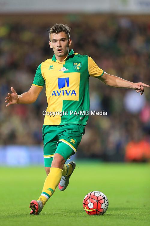 Harry Toffolo, Norwich City.