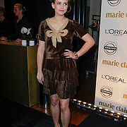 NLD/Amsterdam/20121119 - Inloop Marie Claire Prix de la Mode 2012 , Maria kooistra