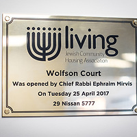 Chief Rabbi JLiving Housing 25.04.2017