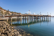 Dana Point Harbor Fishing Pier